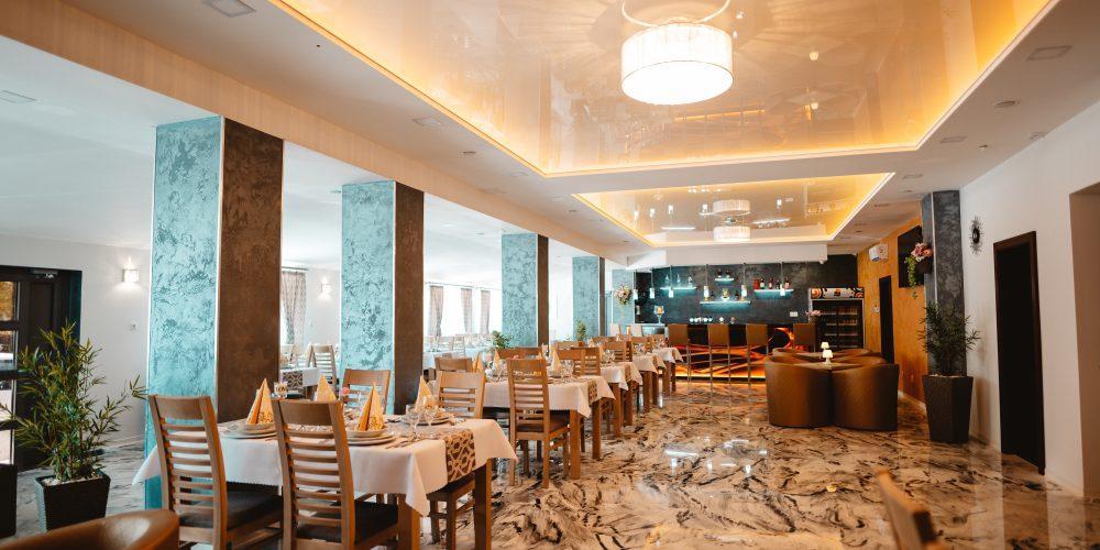 Vera Restaurant Trebišov interiér